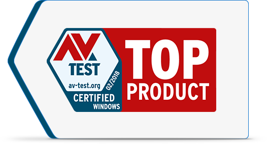 AV Test Top Product
